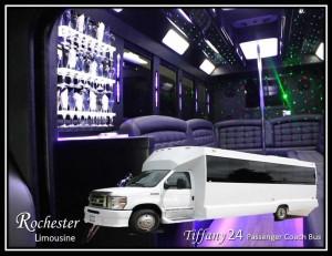 Detroit Party Bus Rental