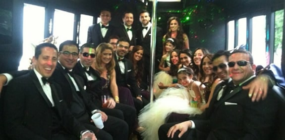 Best Party Bus Limo Company In Bruce Township