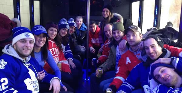 Finding the Best Party Bus Limousine Company In Armada, MI