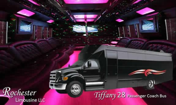 Tips on Renting a Party Bus Limo in Oakland County, MI