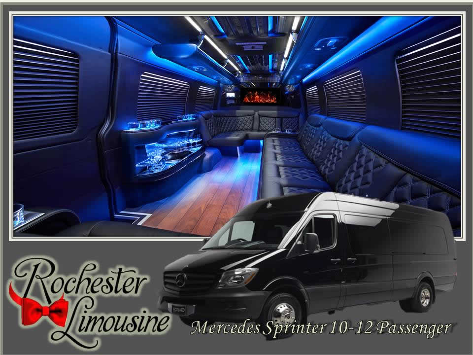 Party Buses In Detroit Michigan Rochester Limousine