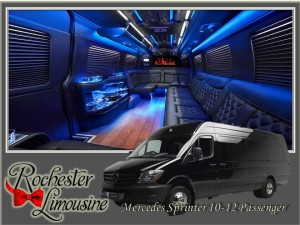 Sterling Heights Party Bus Limos to Accommodate any Group
