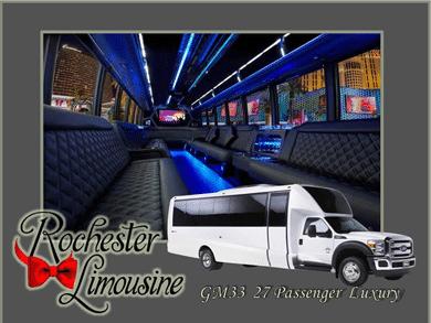 Utica Senior Party Bus