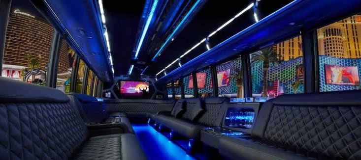 Clarkston Party Bus for Your Bachelor Party