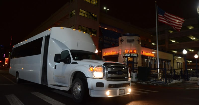 Reserve Limo Service to Take You Downtown Detroit