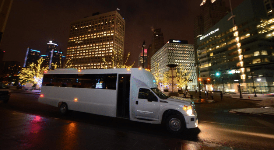 Detroit Party Bus
