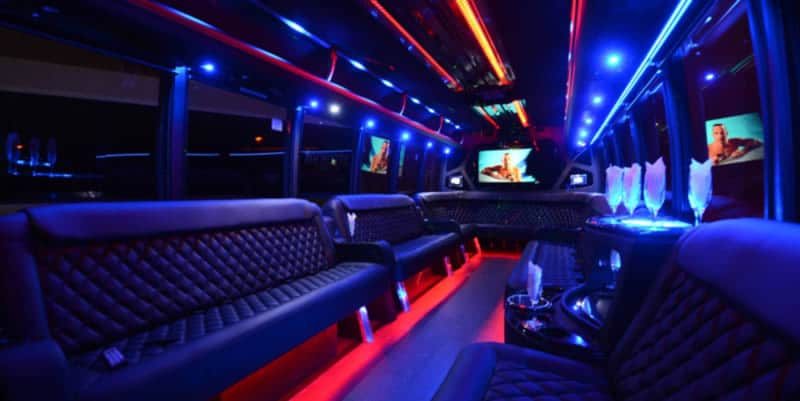 Reserve a Waterford Limo Bus