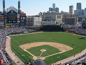 Party Bus Rental to Comerica Park - Detroit, MI